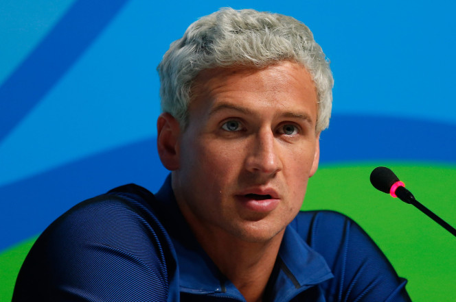 Ryan Lochte Indicted by Rio Police With False Report of Robbery