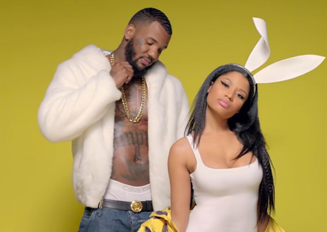 The Game Apologizes For Dropping Nicki Minaj's Name In The Beef With Meek Mill On The Breakfast Club!