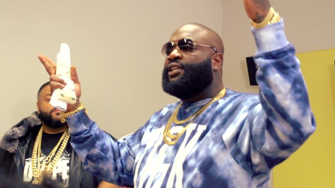 "Exclusive: Check Out New Video From Rick Ross ""Same Hoes"""
