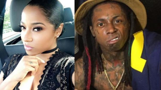 Lil Wayne & Toya Spotted At An Atlanta Club…. Nice!
