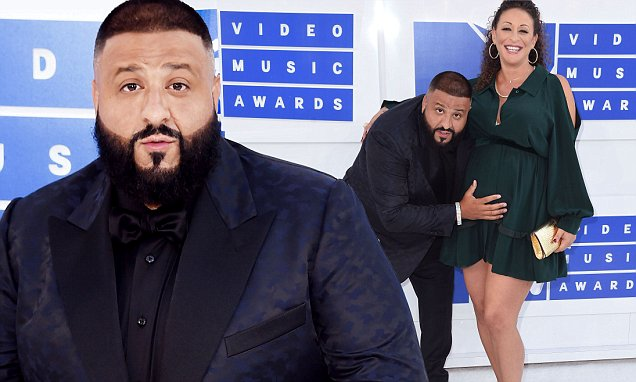 DJ Khaled And His Lady Nicole, Welcome A Baby Boy… Congrats!