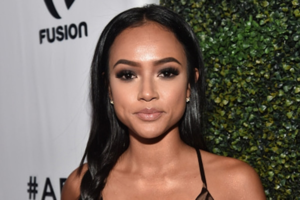 Golden Girl:  Karrueche Looks Awesome In Her Sexy Two Piece Outfit