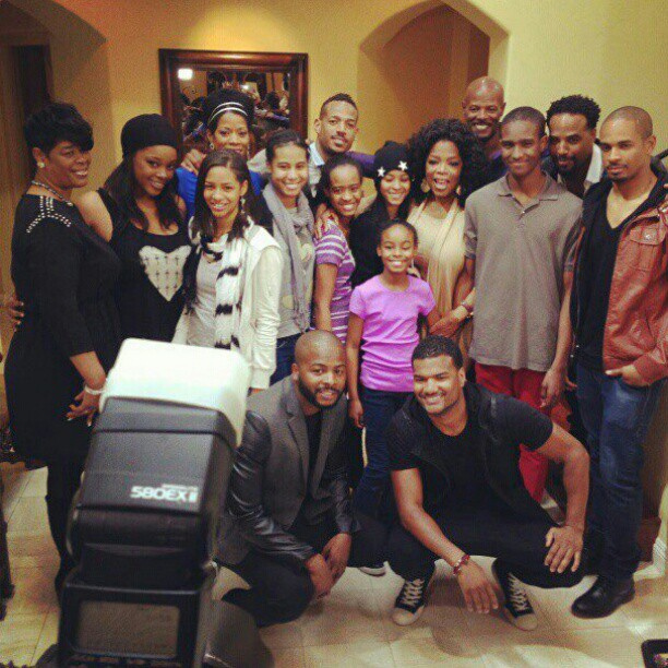 the-wayans-family