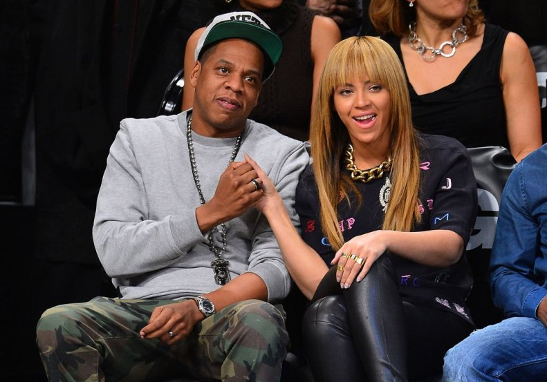 Beyoncé-Jay-Z-took-Brooklyn-Nets-game-NYC-November
