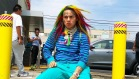 42a7db96814 Queens NY  Tekashi 6ix9ine Catches Fade At CityScapes